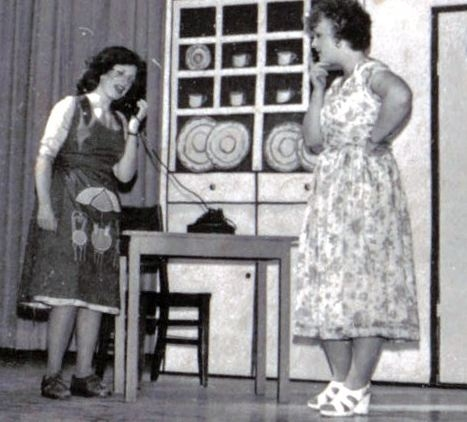 Vivienne Joyce & Marni Cheetham - Scene for What's It All About Alfie