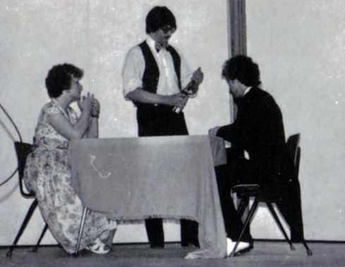Marni Cheetham, Rod Kearney, Paul Skeats Scene for Help Me Make It to My Rocking Chair