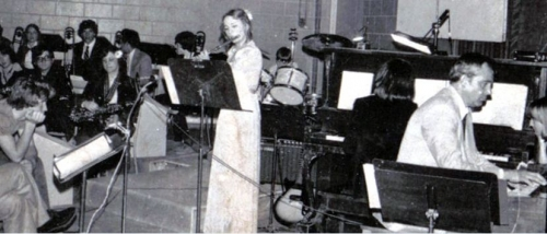 Sheila Richardson flute solo The Homecoming with Mr. Sulev on organ and Dorothy Keyzers on piano