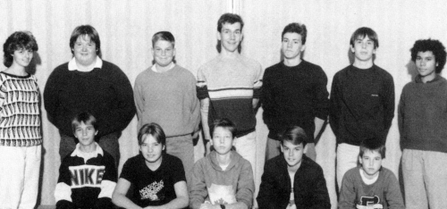 (Click to magnify) FRONT ROW: Chris Andruss, Todd Luebke, Sasha Lukavsky, Darren Ballingal, Chad Willis; ***BACK ROW: Co